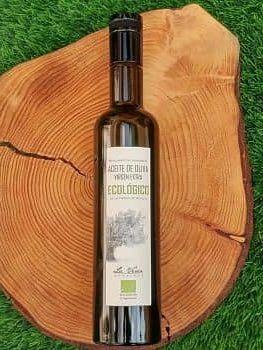 aceite oliva virgen extra formato botella