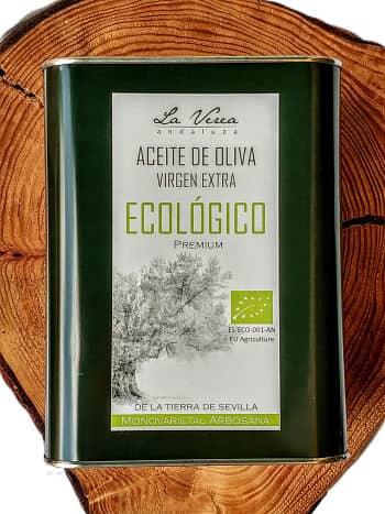 aceite oliva virgen extra formato lata