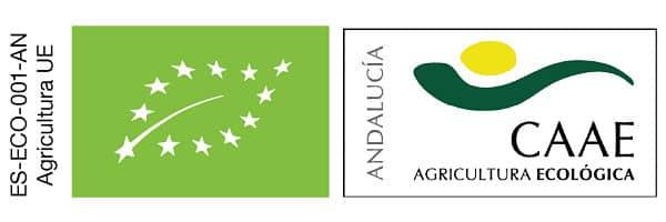 caae agricultura ecológica certificada Andalucía