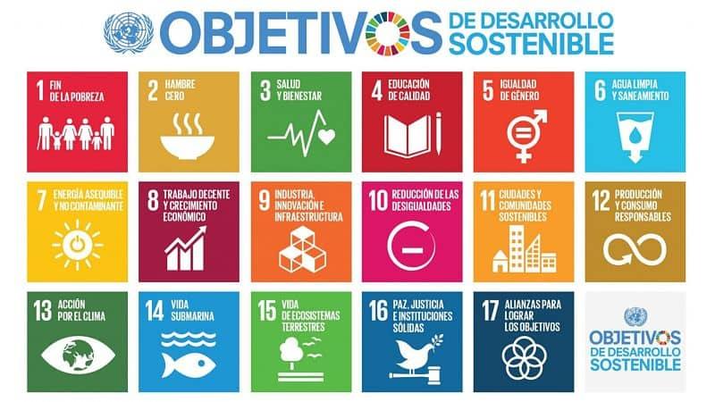 Plástico lejos del AOVE, Objetivos de Desarrollo Sostenible OB2030