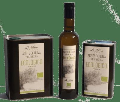 formatos diferentes para aceite oliva virgen extra